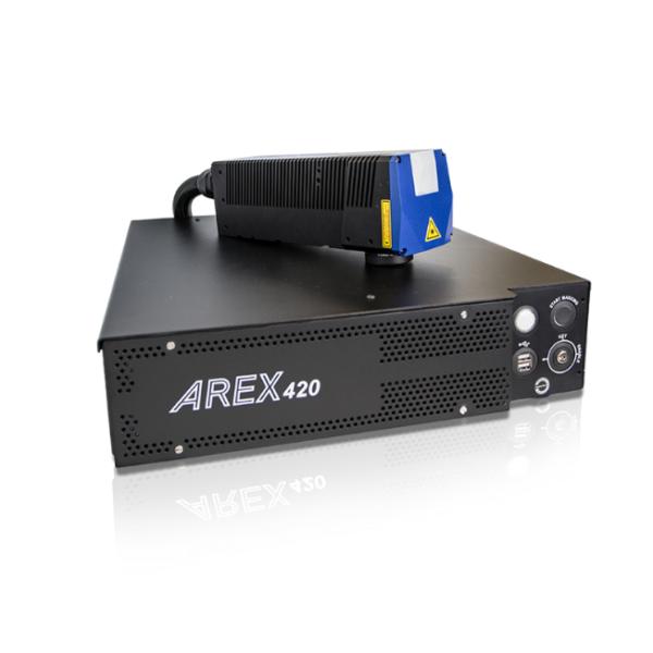 REX400 marcador láser