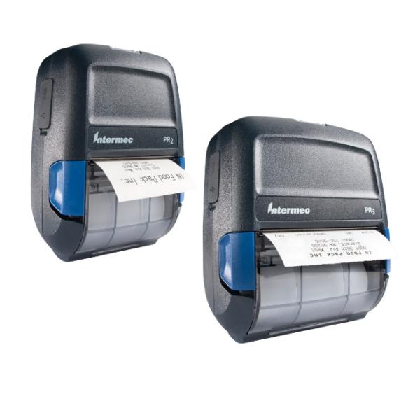 impresoras de recibos PR2 y PR3