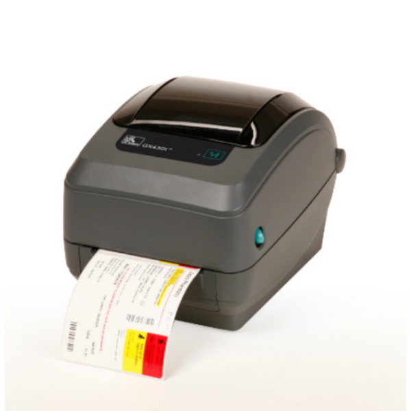 Impresoras de alto rendimiento gx430t